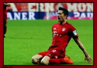 365LIGA ROBERT LEWANDOWSKI